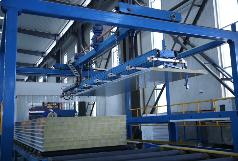 Rock Wool Sandwich Panel for Clean Room