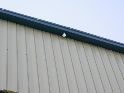 Corrugated Steel Wall and Roofing Sheets